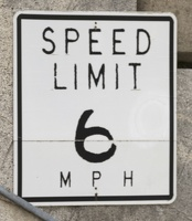 403-3445 Charles River Cruise - Speed Limit 6 MPH