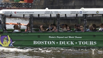 403-3942 Charles River Cruise - Boston Duck Tours