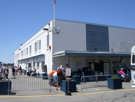 Woods Hole Ferry Terminal, ferries to Martha's Vineyard & Nantucket