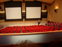 Stata Center - Lecture Hall